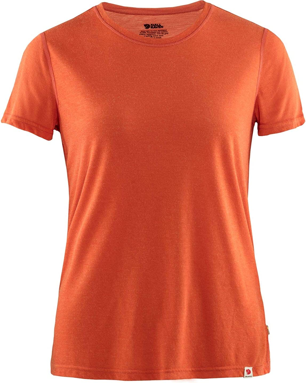 FJALLRAVEN Womens High Coast Lite T-shirt W
