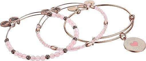 Rose Gold/White/Pink