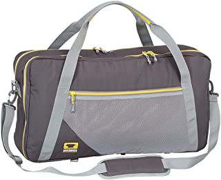Hot Box Hauler Duffel Bag, Ice Grey, One Size