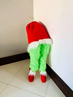 Best christmas tree with grinch legs Reviews