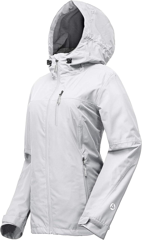 33 000ft Topics on TV Packable Rain Jacket Rainc Women 35% OFF Lightweight Waterproof