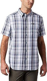 Columbia Brentyn Trail Camisa sirsaca de Manga Corta Hombre