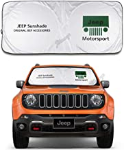 Best jeep renegade windshield size Reviews