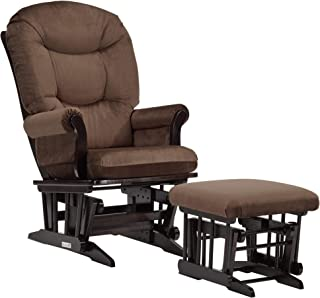 Dutailier SLEIGH 0339 Glider chair with Ottoman included