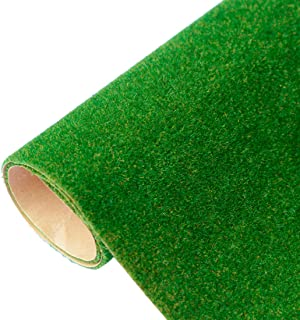 Best fake grass for dolls house Reviews