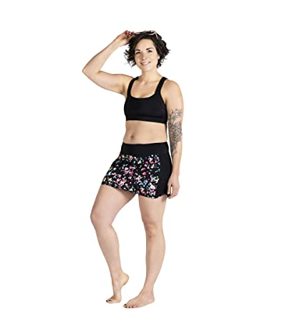 Skirt Sports Brakini Top (Black) Women