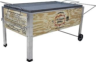 La Caja China Model #1 70 lb Pig Roaster, Medium/70 lb.