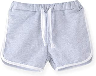 Surprise S Kids Clothing Candy Color Girls Short Hot Summer Boys Beach Pants Shorts