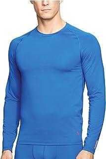 Polo Sport Baselayer Long Sleeve Crew Blue