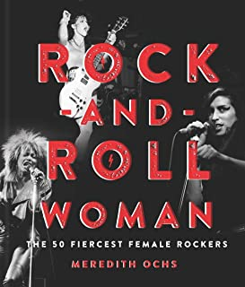 Rock-and-Roll Woman book cover