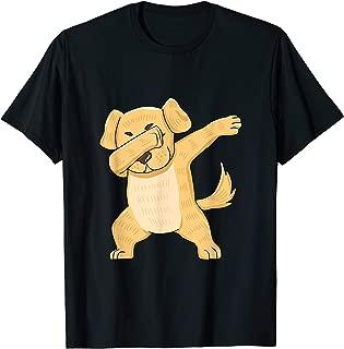 Dabbing Yellow Lab Clothes Dab Dance Labrador Retriever T-Shirt