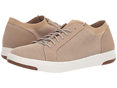 Dockers Franklin Smart Series Knit Sneaker with Smart 360 Flex and NeverWet (Oatmeal Marbled Knit/Nubuck) Men