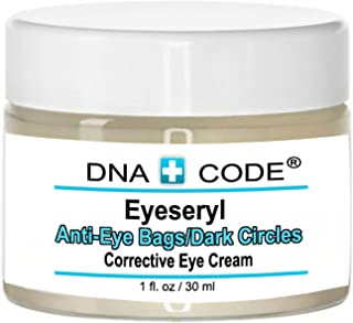 Magic Anti-Eye bag, Anti-Dark Circle, Anti-Puffy Eyes Corrective Eye Cream w/Eyeseryl, Matrixyl 3000, Argireline, Apple Stem Cell