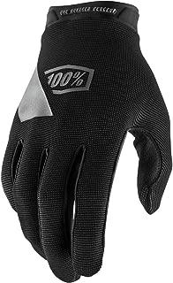 100% Ridecamp Men's Off-Road Motorcycle Gloves - Black/X-Large