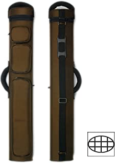 4x8 leather pool cue case
