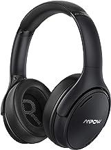 Mpow Noise Cancelling Kopfhörer Bluetooth 5.0 Kopfhörer mit CVC8.0 Mikrofon 35 Std Deep..