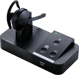 Jabra PRO 9450 Mono Midi-Boom - Professional Wireless Unified Communicaton Headset