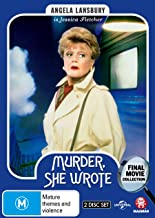 Murder, She Wrote Final Movies Collection South by Southwest / A Story to Die For ... DVD