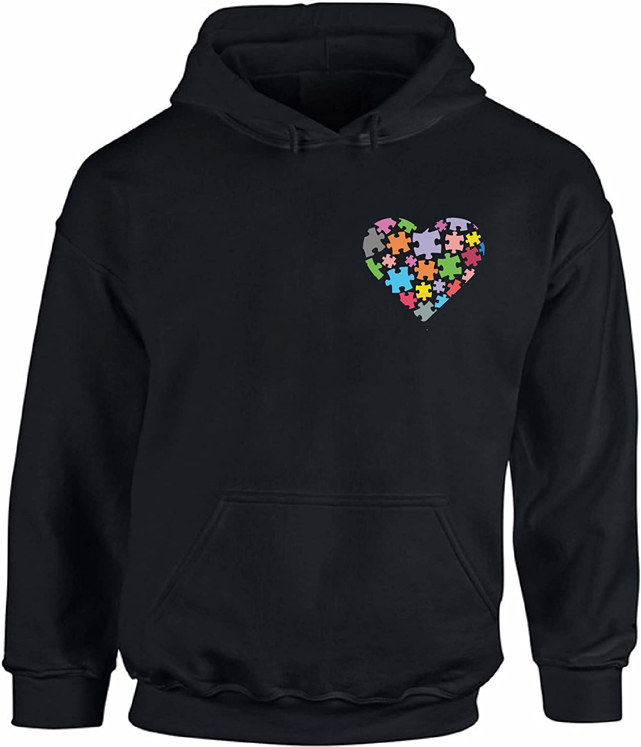 Awkward Styles Autism Awareness Hoodie Autism Puzzle Gifts Love Puzzle