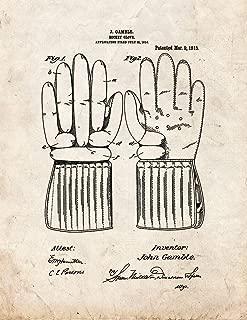hockey patent prints