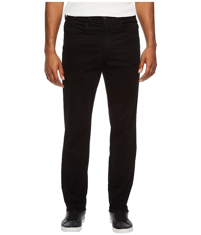 Straight Down Clemson Pants (Black) Men's Casual Pants