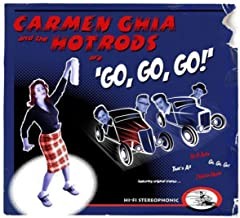 carmen ghia and the hotrods
