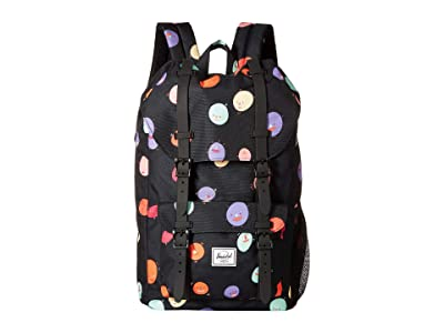 Herschel Supply Co. Kids Little America (Youth) (Polka People) Backpack Bags