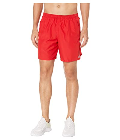 Nike Challenger Shorts 7 BF (University Red/Reflective Silver) Men