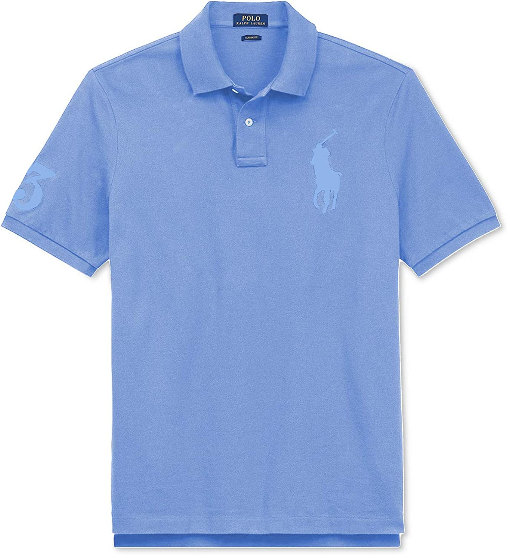 Polo RL Men's Classic Fit Multi Color Polo