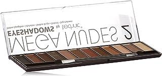 Technic Mega Nudes 2 12 Colour Eyeshadow Palette by Technic