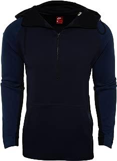 Nike Tech Fleece Half Zip Hoodie Mens Style : 884892-451 Size : M