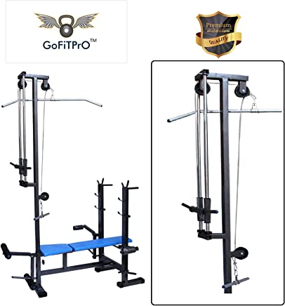GoFiTPrO GOLD Multipurpose 20-in-1 Steel Bench