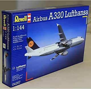 Revell Germany Airbus A320 Lufthansa Model Kit