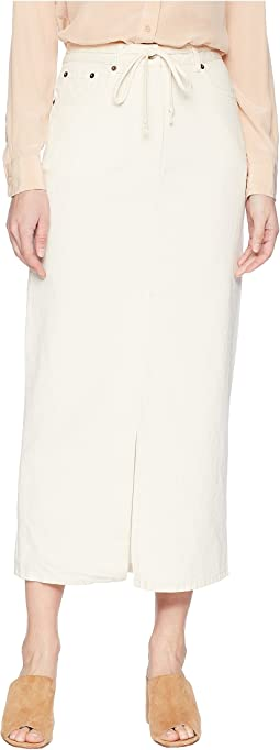 McQ Back Laced Tube Skirt