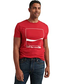 NWT Lucky Brand  Port Wine RED w//Grey Pocket Shr Sleeve T-Shirt Boys Sz L or XL