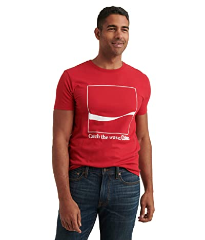 Lucky Brand Minimal Coke T-Shirt Men