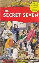 """Secret Seven Triple: """"Puzzle for the Secret Seven"""", """"Secret Seven Fireworks"""", """"Good Old Secret Seven"""""""
