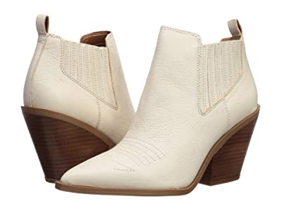 Franco Sarto Cavallarie (Ivory Leather) Women