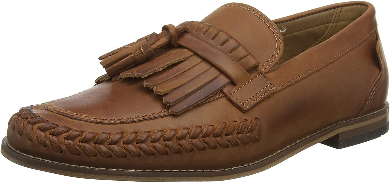 Hudson Men's Alloa Calf Loafers
