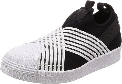adidas Superstar Slip on W, Chaussures de Gymnastique Femme