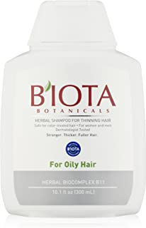 BIOTA BOTANICALS ADVANCED HERBAL CARE SHAMPOO (OILY CARE FORMULA)