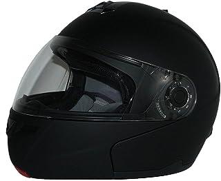 Protectwear S Casco aperto con strisce H710 design pilota