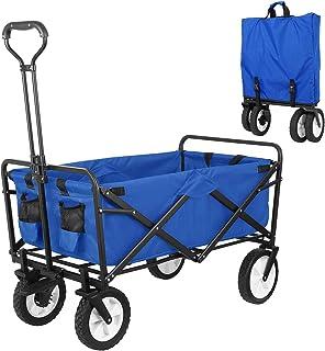 عربة متعددة الأغراض قابلة للطي من كول بيبي، عربة حديقة قابلة للطي للخدمة الخارجية، مقبض قابل للتعديل، مناسبة للحدائق، الري...