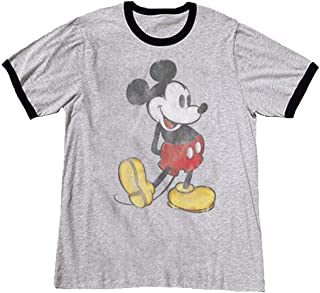 Mens Classic Mickey Mouse T Shirt