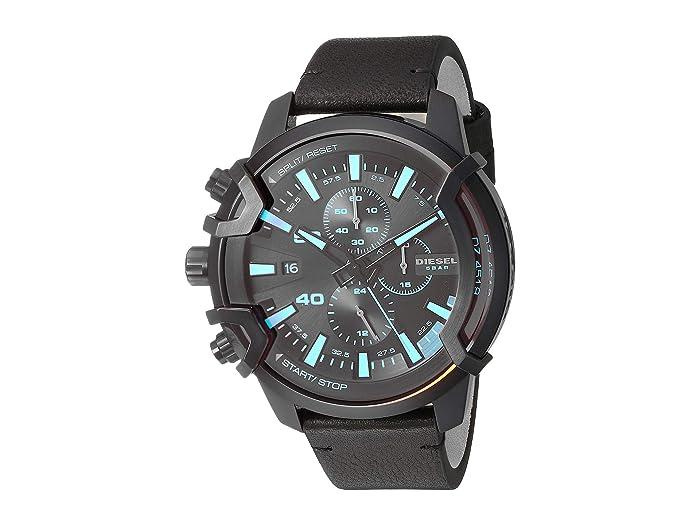 Diesel  Griffed - DZ4519 (Black) Watches