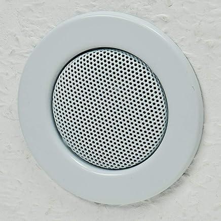 6.5 Altavoces 16,51 cm , 40W, 60W, 70-20000 Hz, 2 cm, Color blanco Visaton VS-DL18//2SQ