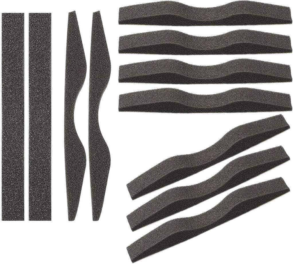 Microfiber Memory Foam Anti-Fog Cheap super special price Cheap sale Nose P Self-Adhesive Pads Bridge