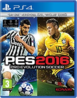 Konami Pes 2016 [Playstation 4]