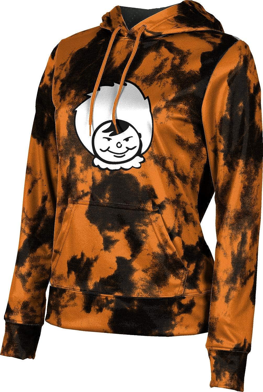 ProSphere Escanaba High School Girls' Pullover Hoodie, School Spirit Sweatshirt (Grunge)