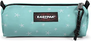 Eastpak BENCHMARK SINGLE Estuches , 21 cm, Azul (Seaside Stars)